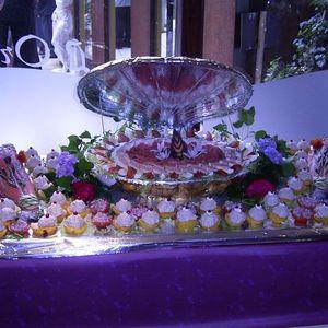 L'Orchidée - Buffet froid